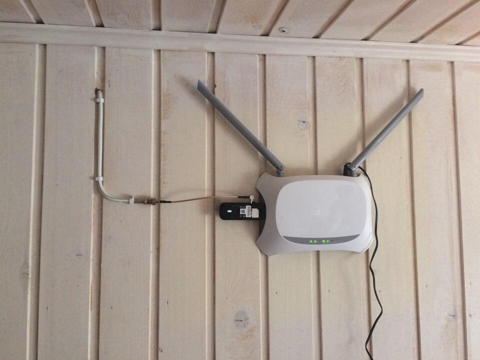 Интернет в деревню Дубровка Киреевского района Тульской области