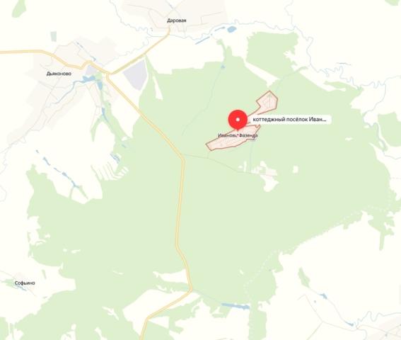 Подключить интернет в поселку Иванова Фазенда