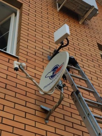 Интернет в коттедж, деревня Погромное в Тульской области