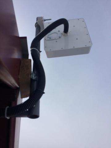 Провести интернет в поселок Агролес в Плавском районе