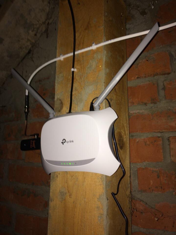 Интернет в частный дом, поселок Перевал, Ленинского района Тульской области!