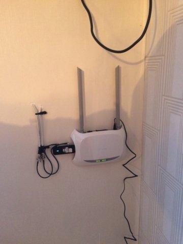Интернет в частный дом в деревне Дедилово Киреевского района