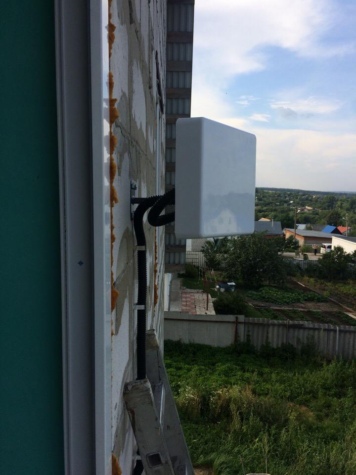 Безлимитный интернет в частный сектор Плавск!