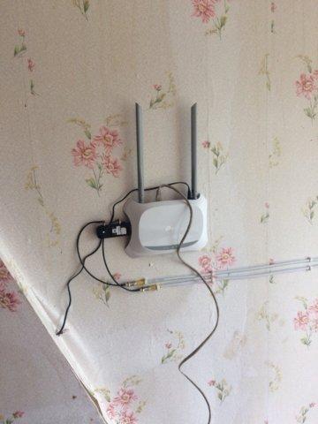 Подключение безлимитного, высокоскоростного интернета в частный дом в Е!фремове