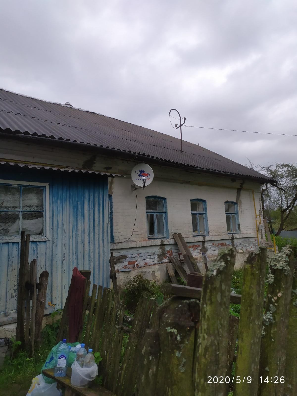 Беспроводной интернет в частный дом! Тульская область, Суворовский район, д. Желтиково