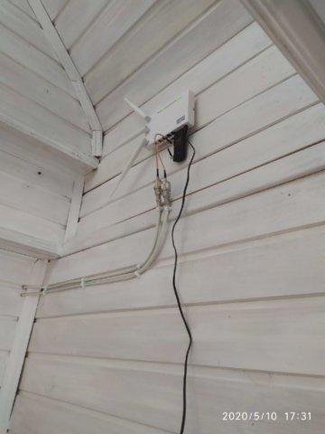 Тульская область, Заокский район, беспроводной интернет в частный дом!