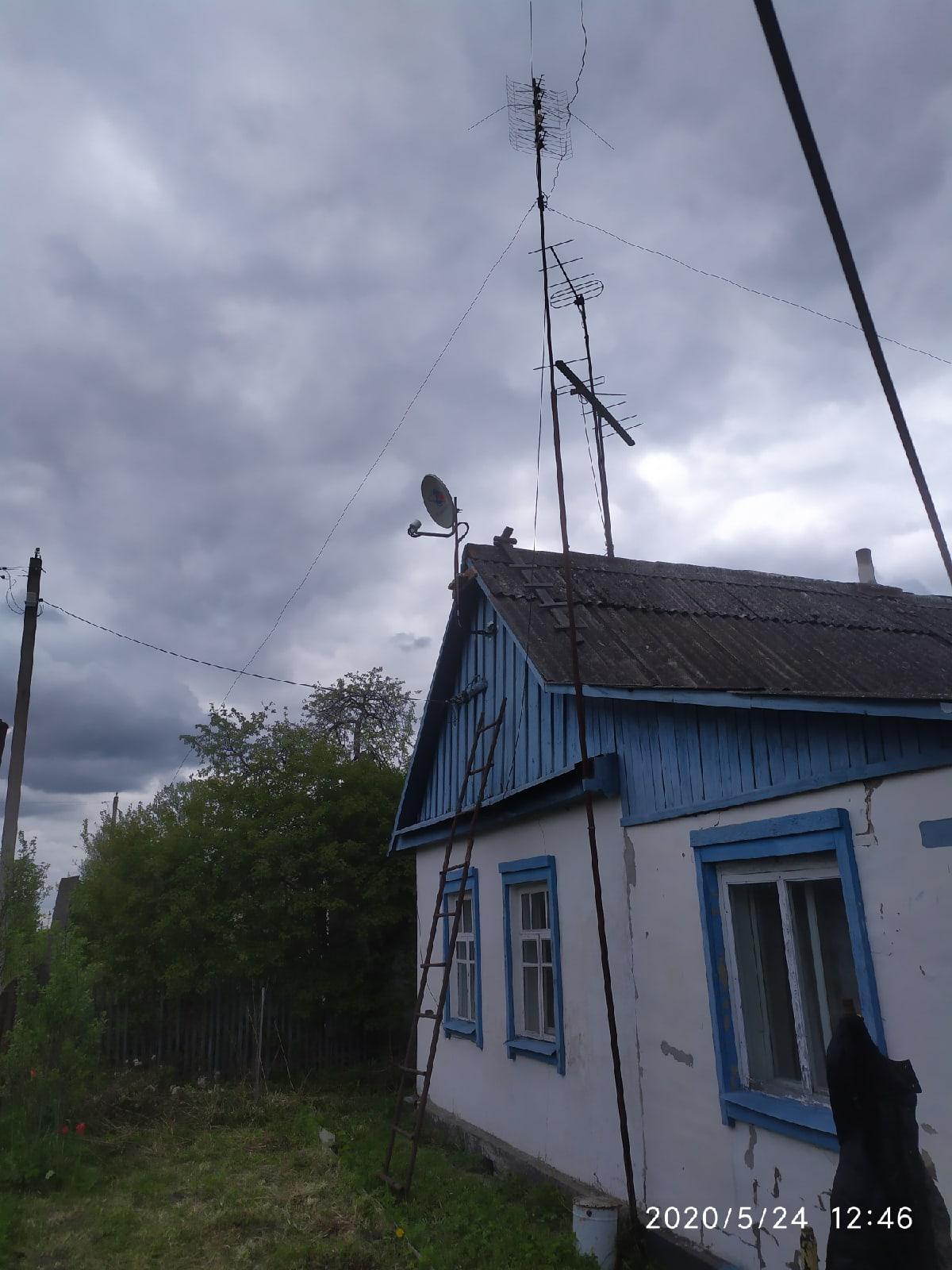 Подключение беспроводного интернета в поселке Агеево Суворовского района