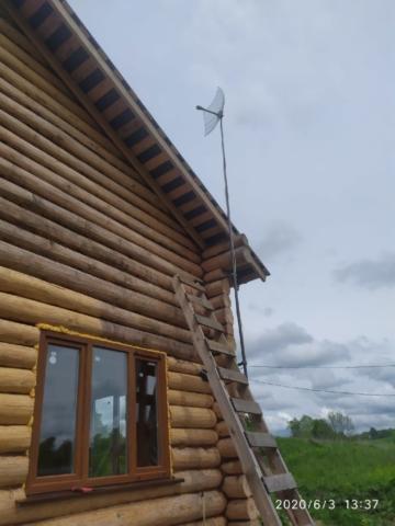 Подключение интернета в деревне Кисельное Чернского района Тульской области