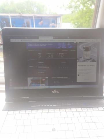 Интернет в деревне!