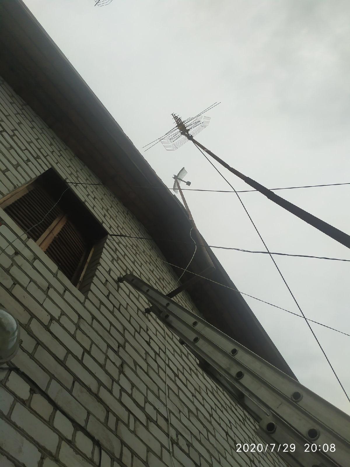 Беспрводной интернет в деревне
