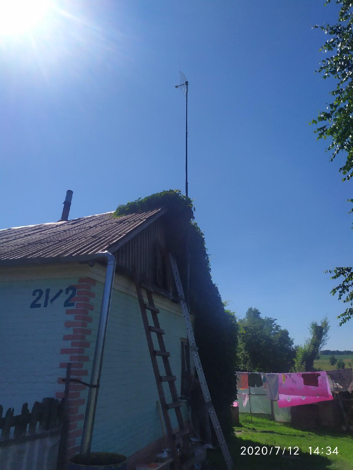 Подключить интернет в деревне в новомосковском районе