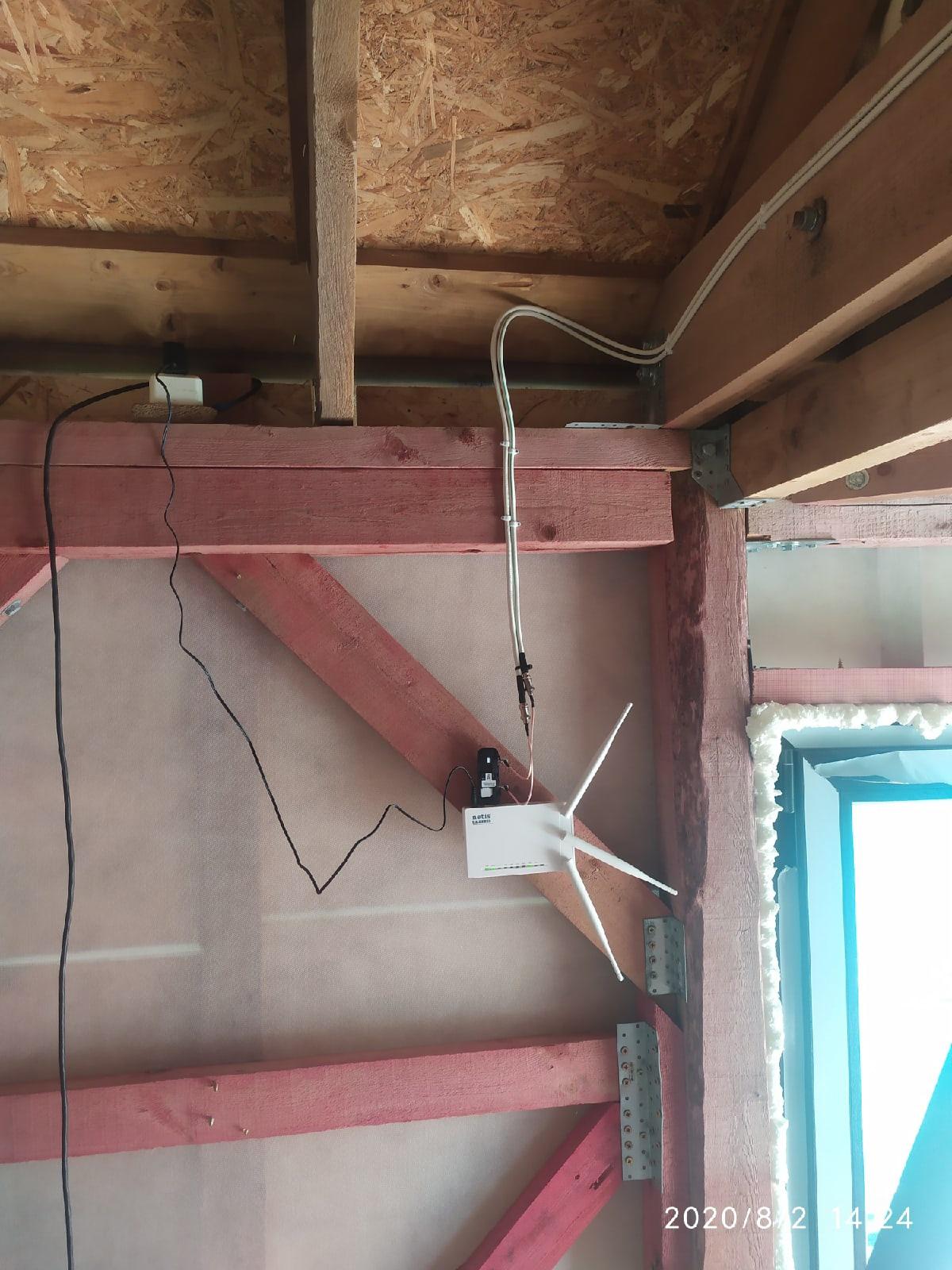 Интернет в деревню в Заокском районе