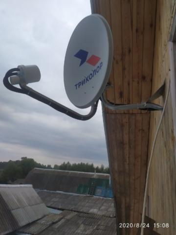 Провести интернет в деревню в туле