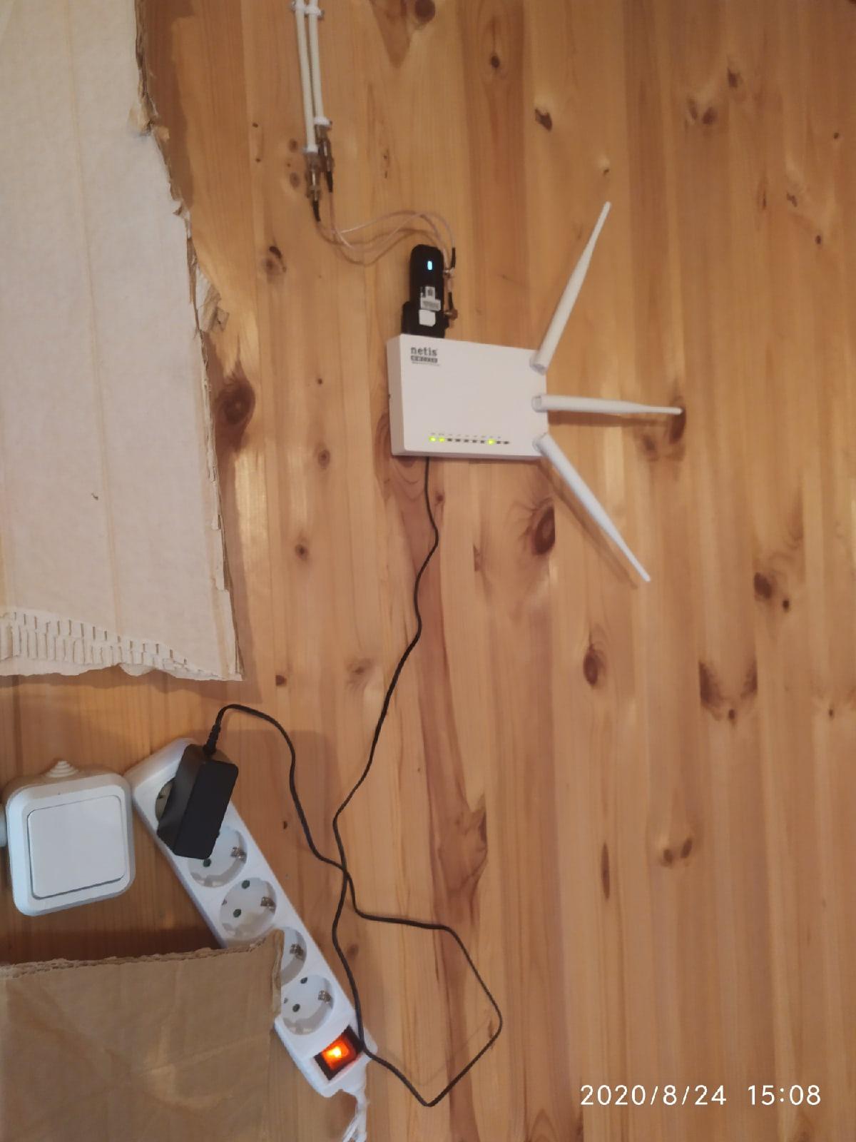 Интернет в деревню провести