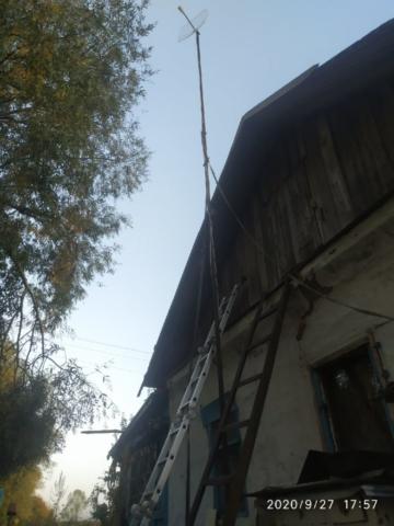 Подключить интернет в деревне Воротыновка