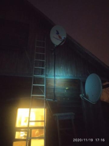 Подключить интернет через тарелку в Заокске.